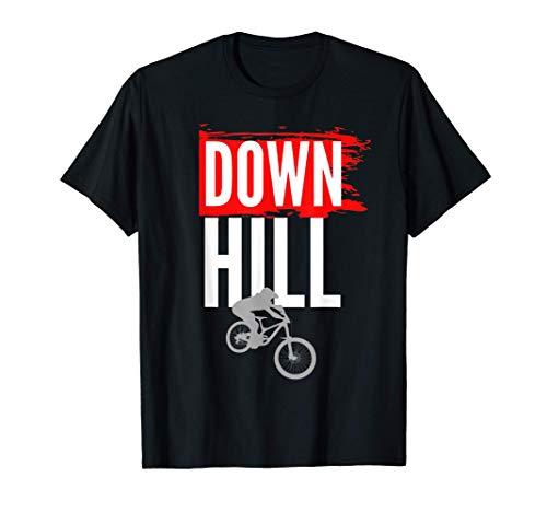 Downhill - Bike Mountainbike T-Shirt