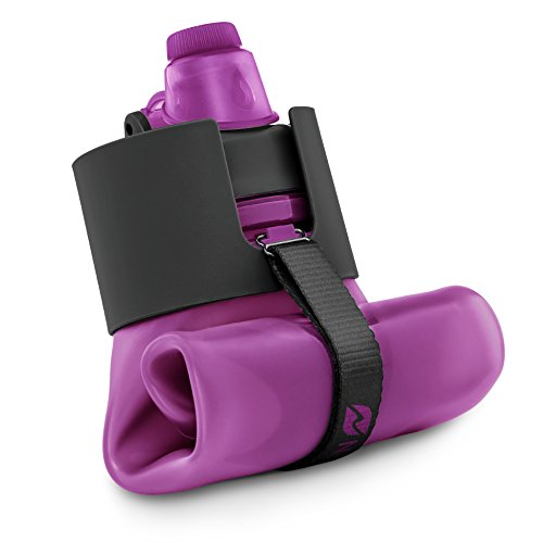 Nomader BPA Free Collapsible Sports Water Bottle -...