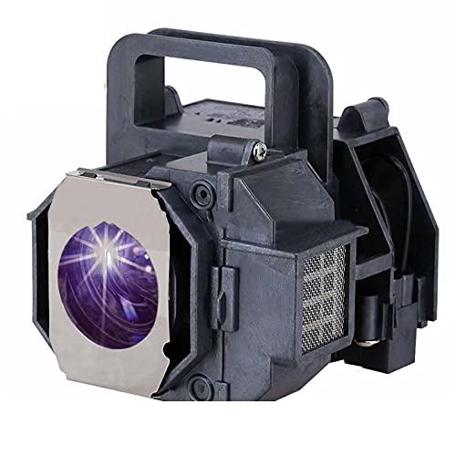 CXOAISMNMDS Reemplazo ELPLP49 V13H010L49 Lámpara de proyector Fit para EPSON EH-TW2800 TW2900 TW3000 TW3200 TW3500 TW3800 TW5000 TW5500 TW5000 TW5500 Reemplazo de la Bombilla del proyector