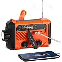 ThorFire Emergency Hand Crank AM/FM NOAA Weather Radio