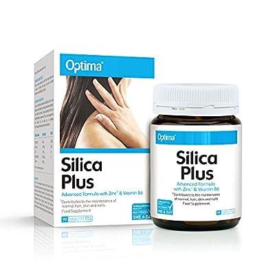 Optima Health Organic Silica Plus 90 Tablets from TREZA