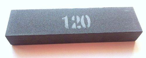 Silifix Schruppstein von Zische - FEPA Körnung 120-200x50x25 mm