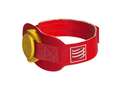COMPRESSPORT Timing Chip Strap - Cinturón de hidratación