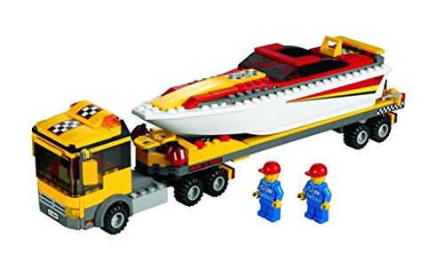 LEGO City Puerto Marino 4643 - El Remolque del Barco a Motor (ref. 4589407)