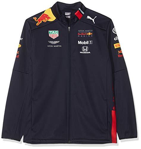 Red Bull Racing Aston Martin Team Softshelljacke 2019, XXL Chaqueta, Azul (Navy Navy), XX-Large para Hombre