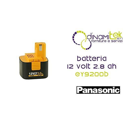 Panasonic Ni-MH-accu 12 V/2,8 Ah