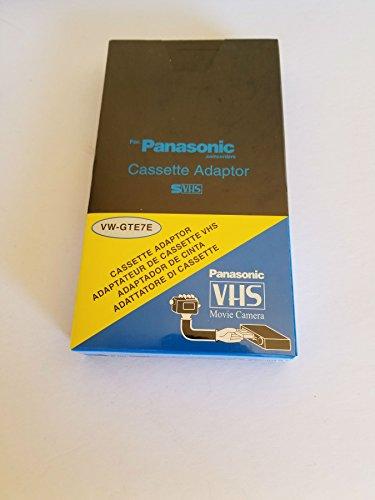 CLASSIC GAME SOURCE INC. VHS-C MOTORIZZATO nastri a cassetta ADATTATORE GIOCO videocamera su VCR per JVC GR-C7 GR-SXM920 & PANASONIC PV-L750 PV-L650 PV-IQ525D