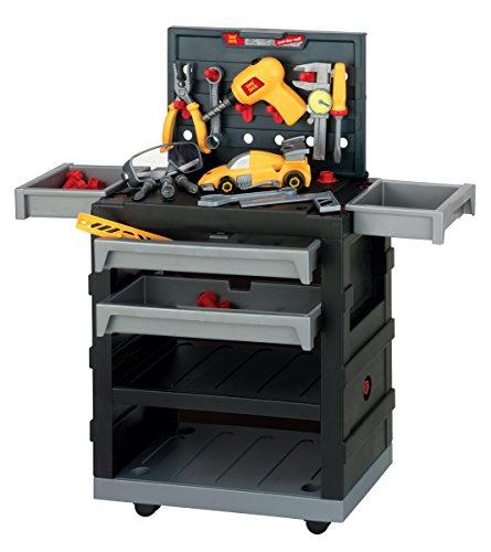 Redbox Profiqualität 165.117,8–2,5cm TOOLTECH Mobile Werkstatt
