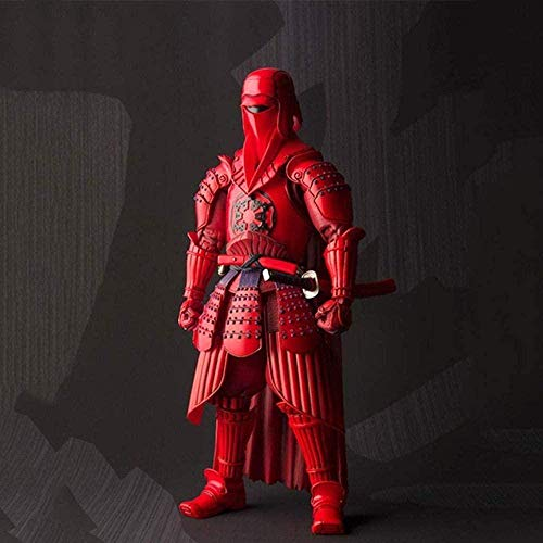 No Anime Star Wars/Guardia Real Rojo/Guardia Imperial Estatua de Anime Figuras de Anime Modelo Juguetes Altura 19 cm