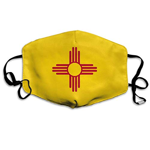 Mouth Scarf New Mexico Cycling Face Protection Personalized Anime Sunscreen Reusable Adjustable Face Scarf Windproof Mouth Shield Mouth Scarf Cozy Travel Washable Soft With 2 Filte