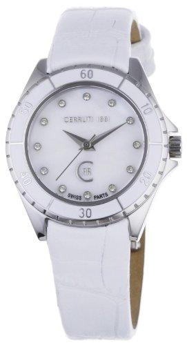 Cerruti 1881 Damen-Armbanduhr Analog Quarz CRM029N216B