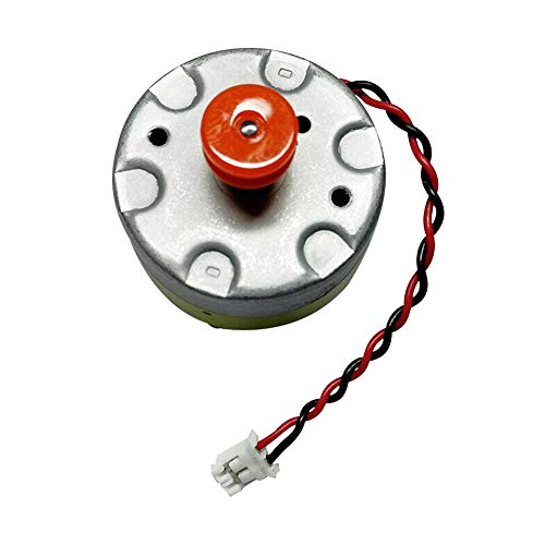 Lidar Motor für Roborock S50/S51/S55, Abstandssensor Roboter, Metall LDS Mini Ersatzteile mit Kabel,Power Staubsauger Zubehör