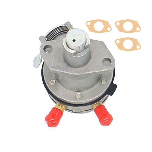 129158-52101 129158-52100 Fuel Lift Pump For Yanmar Diesel Engine 3JHE 4JH 4JHE 4JH-DT 4JH-DTE 4JH-HTE 4JH-HTZ 4JH-HTZAE 4JH-TE 4JH-TZ 4JH2-DTE 4JH3 4JH3-CE 4JH4E Cub Cadet 465 466 467 46F 46G