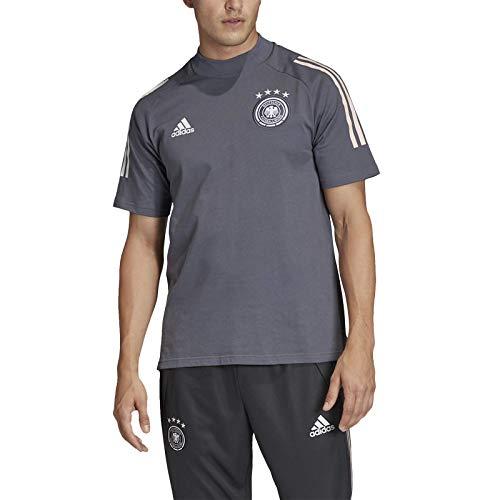 adidas Herren Deutschland T-Shirt, Onix, 4XL