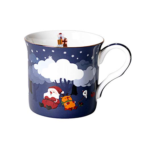 Weihnachtsgeschenk Tasse Kaffee Teetasse Geschenk-01 Weihnachtsgeschenk