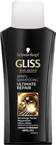 Gliss Ultimate Repair - Después del champú - Cabello extremadamente dañado y seco - Mini - 50 ml