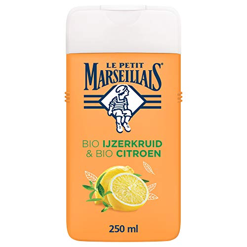 LE PETIT MARSEILLAIS Duschgel Verveine & Citron BIO, Eisenkraut & Zitrone BIO 250 ml