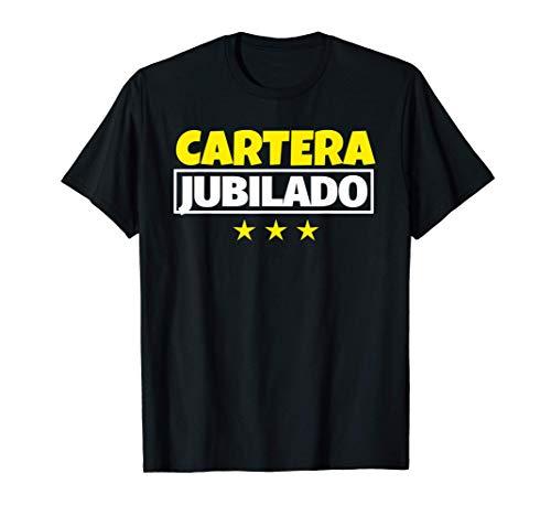 Cartera Jubilado Regalo Camiseta