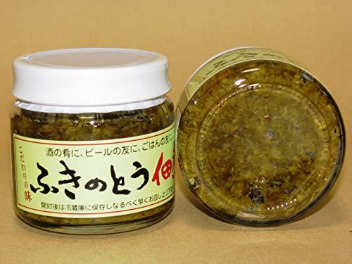 【4個セット】国産 昭和村ふきのとう佃煮(140g入)