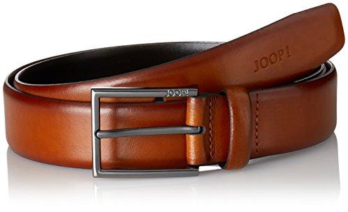Joop! Herren 7148 JOOPCOLL. Belt 3,5 cm Gürtel, Braun (Cognac 55), 85