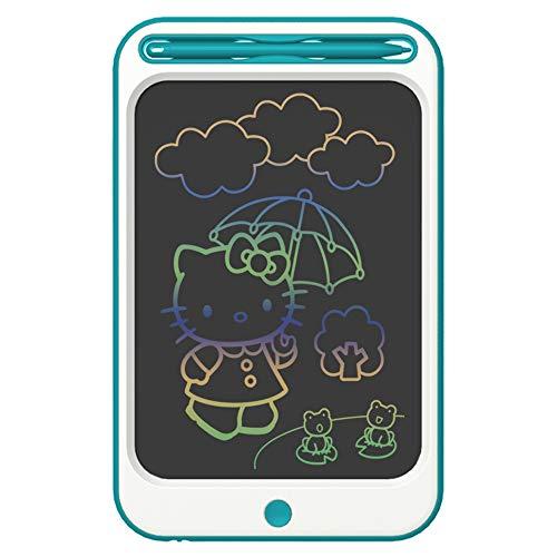 Richgv Tableta de Escritura, 12 Pulgadas Tablet de Pintar Niños,Electrónica Gráfica Portatil Tableta de Dibujo Digital Color, Escribir Dibujar Notas para Clase Oficina Casa