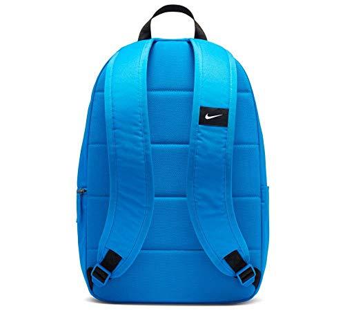 Nike NK Stadium Inter Bkpk-Fa20 Sportrugzak Unisex – Volwassenen, Blue Spark/Black/(White), MISC