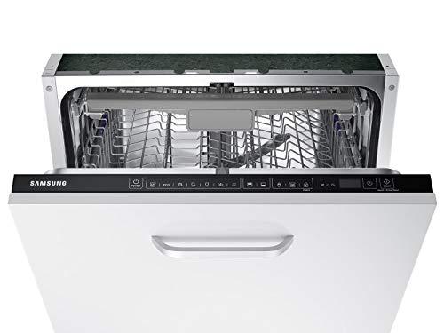 Samsung DW60M6031BB/EG Vollintegrierbarer Einbaugeschirrspüler Spülautomat A++