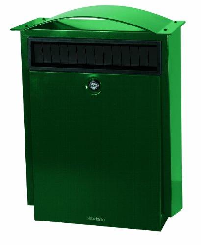 Brabantia 642005 Briefkasten B 400 grün