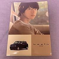 坂口健太郎 A4サイズクリアファイル