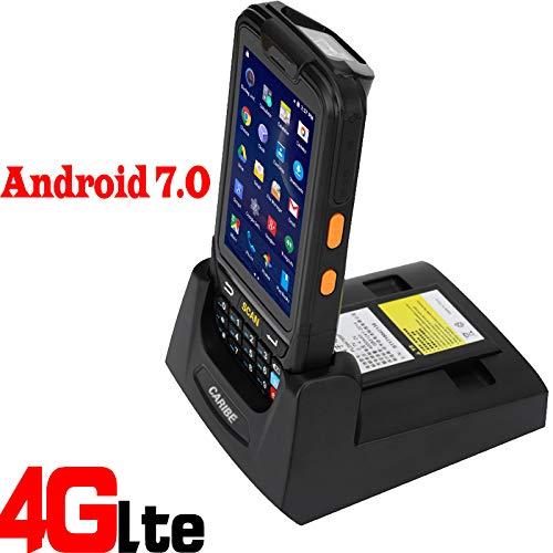 TQ Portable données sans Fil Android qualité supérieure Terminal 2D Scanner de Code-Barres téléphone Code QR,1d