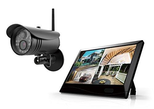 マザーツール『高解像度ワイヤレスセキュリティカメラシステム(MT-WCM300)』