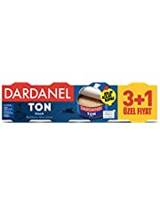 Dardanel Yağda 3+1 Ton, 4x75g