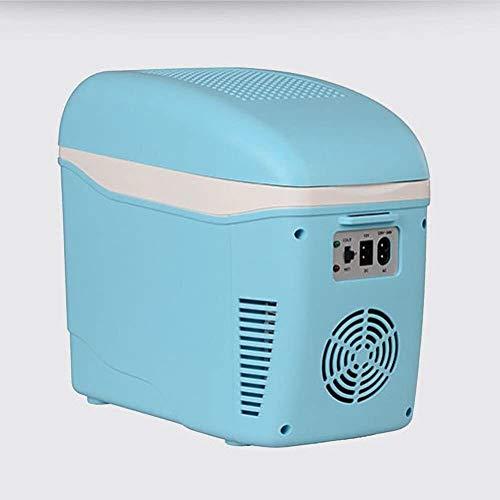 KYLIN 7.5L Auto Kühlschrank Mini-Auto-Haus Dual-Use-Schlaf Kleiner Kühlschrank Kühlgefrier Box