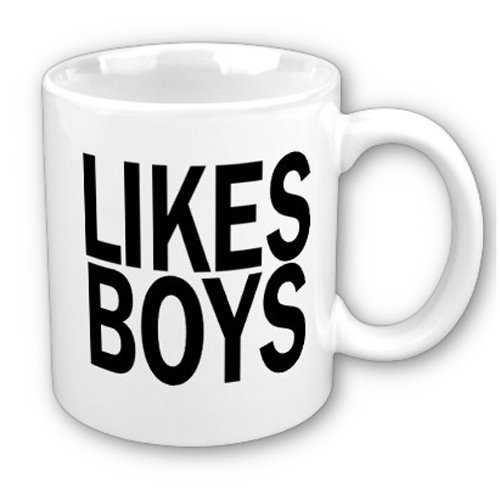 N\A Taza Glee Likes Boys Born This Way de Shop Fox