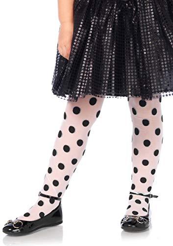 Leg Avenue 4914 - Leg Avenue 4914 - Transparante polkadot panty