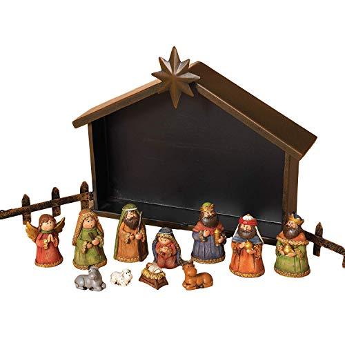 Price comparison product image Nativity%2bSet%2b11pc