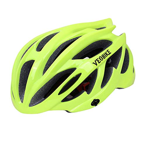 Review Cycling Helmet Adult Cycling Bike Helmet Lightweight Microshell Design Road Bike Helmet Bicyc...
