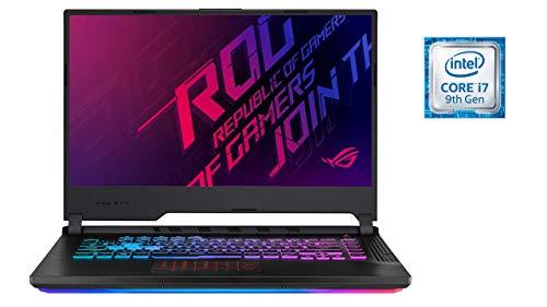 Asus ROG SCAR III G531GU-ES104T PC Portable Gamer 15'FHD Dalle 144Hz (Intel Core i7-9750H, RAM 16Go DDR4, HDD1 1TB5 SSH8G + 256Go PCIE,...
