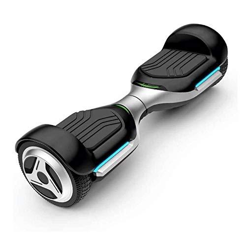 LYYJIAJU Selbst Balance Roller Elektrischer Selbst Balancing Scooter, zweirädrigen Gleichgewicht Auto-Kinder Zweirad-Body Balance Auto 6,5-Zoll-Adult Reise-Service Musik Beleuchtungs Spielzeug