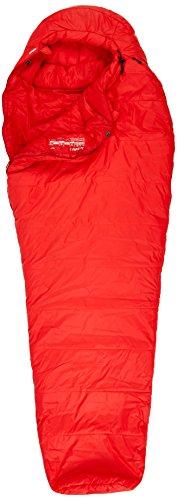 Mountain Equipment Erwachsene Schlafsack Aurora I, Imperial Red, One Size