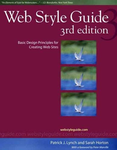 Web Style Guide: Basic Design Principles for Creating Web...