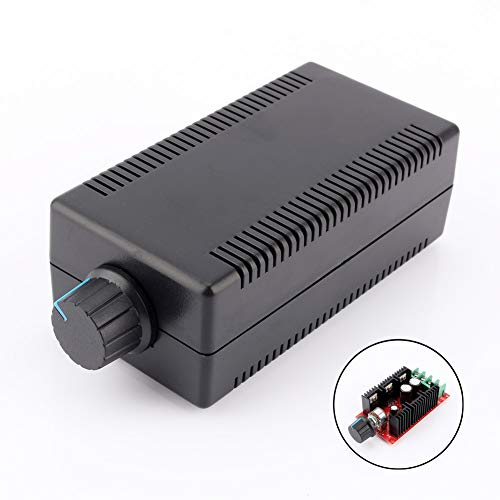ZJchao DC Motor Speed Control PWM HHO RC-Controller 10-50V 40A 2000W MAX