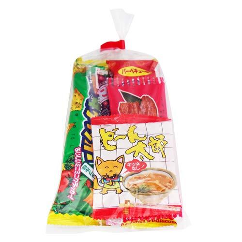 100円 お菓子 詰め合わせ (Dセット) 駄菓子 袋詰め おかしのマーチ