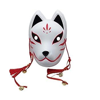 kabuki fox mask