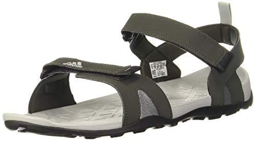 Adidas Men's Fassar LEGEAR/Stone Sandal-9 UK (EW2281)