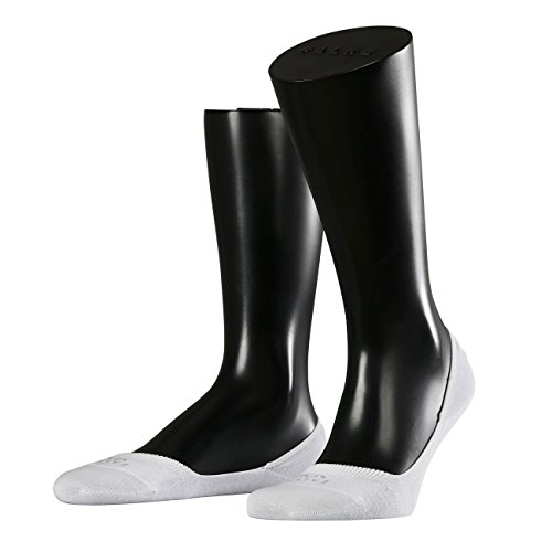 Falke Cool 24/7 Invisible Calcetines, Blanco (White 2000),