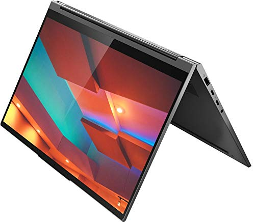 Lenovo yoga c940 2-in-1 14' fhd ips touch laptop, 10th gen intel core i7-1065g7, 16gb ddr4, 1tb ssd pcie, thunderbolt 3, active stylus pen, fingerprint reader 3 lbs - iron gray