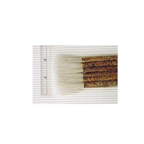 Yasutomo Hake Multihead Bamboo Brush with Sheep Hair Bristles, 1 7/8 inch (BH6)