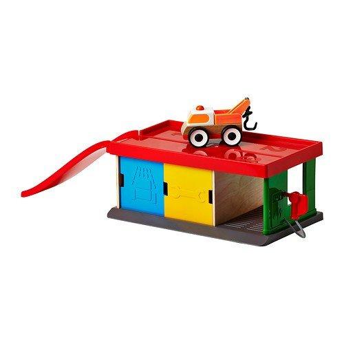 Ikea IKE-201.714.73 Lillabo - Garaje con remolque