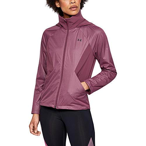 Under Armour Performance Gore Windstopper Giacca, Donna, Viola, SM